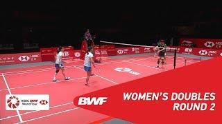 【Video】Misaki MATSUTOMO・Ayaka TAKAHASHI VS DU Yue・LI Yinhui, HSBC BWF World Tour Finals 2018 other