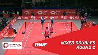 【Video】ZHENG Siwei VS GOH Soon Huat, HSBC BWF World Tour Finals 2018 other