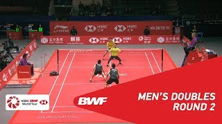 【Video】SU Ching Heng VS Mohammad AHSAN, HSBC BWF World Tour Finals 2018 other