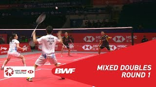 【Video】Hafiz FAIZAL・Gloria Emanuelle WIDJAJA VS Yuta WATANABE・Arisa HIGASHINO, HSBC BWF World Tour Finals 2018 other
