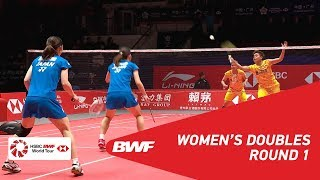 【Video】Misaki MATSUTOMO VS Apriyani RAHAYU, HSBC BWF World Tour Finals 2018 other