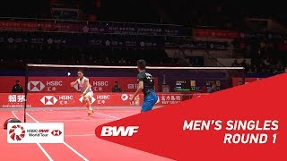 【Video】Kento MOMOTA VS Sameer VERMA, HSBC BWF World Tour Finals 2018 other