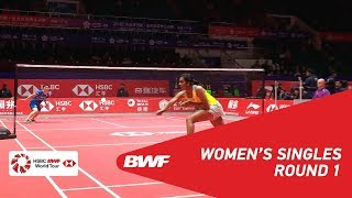 【Video】Akane YAMAGUCHI VS PUSARLA V. Sindhu, HSBC BWF World Tour Finals 2018 other