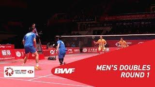 【Video】Hiroyuki ENDO・Yuta WATANABE VS Mohammad AHSAN・Hendra SETIAWAN, HSBC BWF World Tour Finals 2018 other