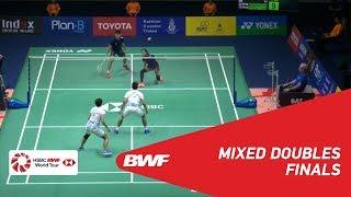 【Video】CHAN Peng Soon・GOH Liu Ying VS Dechapol PUAVARANUKROH・Sapsiree TAERATTANACHAI, PRINCESS SIRIVANNAVARI Thailand Masters 20