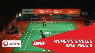 【Video】Ratchanok INTANON VS GOH Jin Wei, PERODUA Malaysia Masters 2019 semifinal