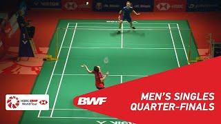 【Video】LEE Zii Jia VS Viktor AXELSEN, PERODUA Malaysia Masters 2019 quarter finals