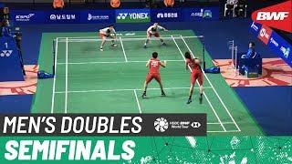 【Video】GOH V Shem・TAN Wee Kiong VS CHOI SolGyu・SEO Seung Jae, Korea Masters 2019 semifinal