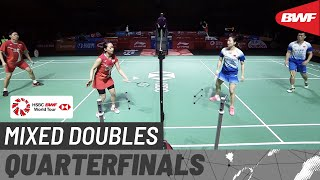 【Video】ZHENG Siwei・HUANG Yaqiong VS SEO Seung Jae・CHAE YuJung, Fuzhou China Open 2019 quarter finals