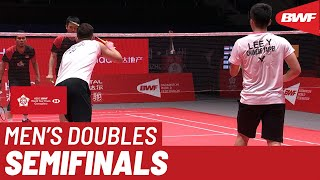 【Video】Mohammad AHSAN・Hendra SETIAWAN VS LEE Yang・WANG Chi-Lin, HSBC BWF World Tour Finals 2019 other
