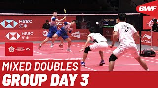 【Video】WANG Yilyu・HUANG Dongping VS Dechapol PUAVARANUKROH・Sapsiree TAERATTANACHAI, HSBC BWF World Tour Finals 2019 other