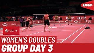 【Video】Yuki FUKUSHIMA・Sayaka HIROTA VS CHEN Qingchen・JIA Yifan, HSBC BWF World Tour Finals 2019 other