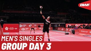 【Video】Viktor AXELSEN VS Anthony Sinisuka GINTING, HSBC BWF World Tour Finals 2019 other