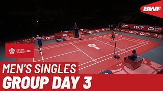 【Video】CHOU Tien Chen VS CHEN Long, HSBC BWF World Tour Finals 2019 other