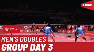【Video】LEE Yang・WANG Chi-Lin VS Mohammad AHSAN・Hendra SETIAWAN, HSBC BWF World Tour Finals 2019 other