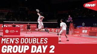 【Video】Hiroyuki ENDO・Yuta WATANABE VS Marcus Fernaldi GIDEON・Kevin Sanjaya SUKAMULJO, HSBC BWF World Tour Finals 2019 other