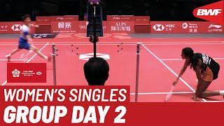 【Video】CHEN Yufei VS PUSARLA V. Sindhu, HSBC BWF World Tour Finals 2019 other