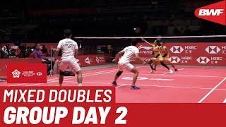【Video】Dechapol PUAVARANUKROH・Sapsiree TAERATTANACHAI VS CHAN Peng Soon・GOH Liu Ying, HSBC BWF World Tour Finals 2019 other