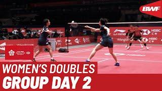 【Video】Yuki FUKUSHIMA VS DU Yue, HSBC BWF World Tour Finals 2019 other