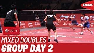 【Video】WANG Yilyu・HUANG Dongping VS SEO Seung Jae・CHAE YuJung, HSBC BWF World Tour Finals 2019 other