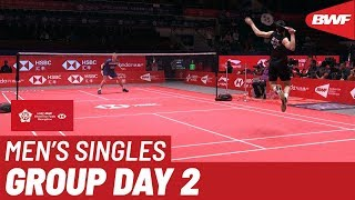 【Video】CHOU Tien Chen VS Viktor AXELSEN, HSBC BWF World Tour Finals 2019 other