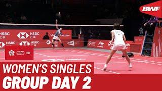 【Video】Nozomi OKUHARA VS Busanan ONGBAMRUNGPHAN, HSBC BWF World Tour Finals 2019 other