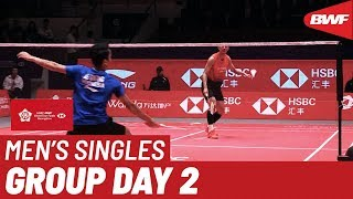 【Video】CHEN Long VS Anthony Sinisuka GINTING, HSBC BWF World Tour Finals 2019 other