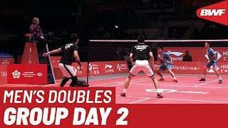 【Video】Mohammad AHSAN・Hendra SETIAWAN VS LU Ching Yao・YANG Po Han, HSBC BWF World Tour Finals 2019 other