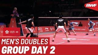 【Video】Mohammad AHSAN・Hendra SETIAWAN VS LU Ching Yao・YANG Po Han, HSBC BWF World Tour Finals 2019 other