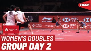 【Video】KIM So Yeong・KONG Hee Yong VS Jongkolphan KITITHARAKUL・Rawinda PRAJONGJAI, HSBC BWF World Tour Finals 2019 other