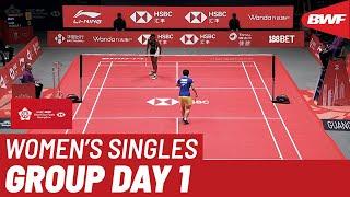 【Video】Akane YAMAGUCHI VS PUSARLA V. Sindhu, HSBC BWF World Tour Finals 2019 other