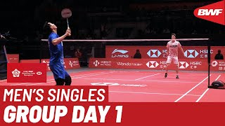 【Video】Jonatan CHRISTIE VS Anders ANTONSEN, HSBC BWF World Tour Finals 2019 other