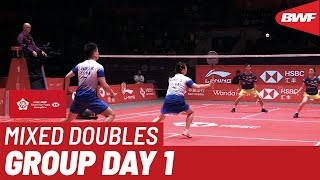 【Video】Yuta WATANABE・Arisa HIGASHINO VS ZHENG Siwei・HUANG Yaqiong, HSBC BWF World Tour Finals 2019 other