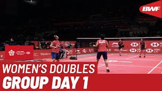【Video】Yuki FUKUSHIMA・Sayaka HIROTA VS Greysia POLII・Apriyani RAHAYU, HSBC BWF World Tour Finals 2019 other