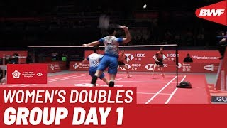 【Video】JIA Yifan VS DU Yue, HSBC BWF World Tour Finals 2019 other