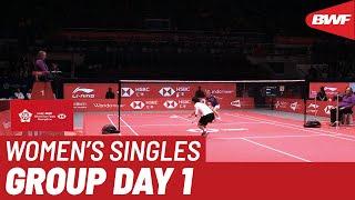 【Video】Nozomi OKUHARA VS TAI Tzu Ying, HSBC BWF World Tour Finals 2019 other