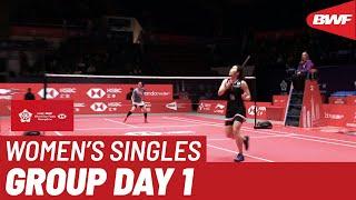 【Video】Ratchanok INTANON VS Busanan ONGBAMRUNGPHAN, HSBC BWF World Tour Finals 2019 other