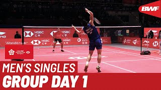 【Video】CHOU Tien Chen VS Anthony Sinisuka GINTING, HSBC BWF World Tour Finals 2019 other