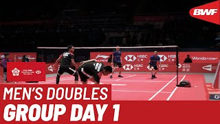 【Video】Mohammad AHSAN VS Aaron CHIA, HSBC BWF World Tour Finals 2019 other