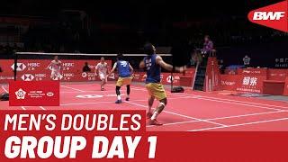 【Video】Hiroyuki ENDO・Yuta WATANABE VS Takeshi KAMURA・Keigo SONODA, HSBC BWF World Tour Finals 2019 other
