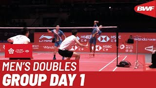 【Video】LEE Yang・WANG Chi-Lin VS LU Ching Yao・YANG Po Han, HSBC BWF World Tour Finals 2019 other