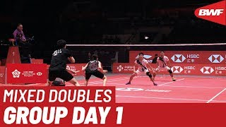 【Video】Dechapol PUAVARANUKROH・Sapsiree TAERATTANACHAI VS SEO Seung Jae・CHAE YuJung, HSBC BWF World Tour Finals 2019 other