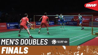 【Video】KIM Gi Jung・LEE Yong Dae VS LI Junhui・LIU Yuchen, PERODUA Malaysia Masters 2020 finals