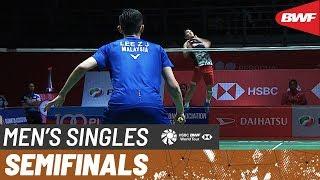 【Video】Kento MOMOTA VS LEE Zii Jia, PERODUA Malaysia Masters 2020 semifinal