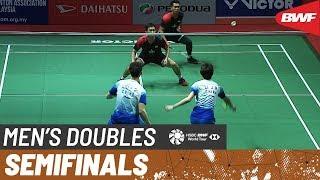 【Video】LI Junhui・LIU Yuchen VS Mohammad AHSAN・Hendra SETIAWAN, PERODUA Malaysia Masters 2020 semifinal