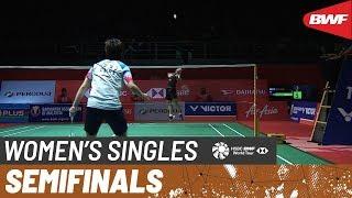 【Video】TAI Tzu Ying VS HE Bingjiao, PERODUA Malaysia Masters 2020 semifinal
