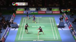 【Video】YOO Yeon Seong VS FU Haifeng, Yonex Open Japan other