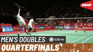 【Video】Fajar ALFIAN・Muhammad Rian ARDIANTO VS Kim ASTRUP・Anders Skaarup RASMUSSEN, DAIHATSU Indonesia Masters 2020 quarter final