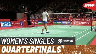 【Video】Carolina MARIN VS Se Young AN, DAIHATSU Indonesia Masters 2020 quarter finals