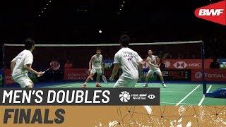 【Video】Hiroyuki ENDO・Yuta WATANABE VS Marcus Fernaldi GIDEON・Kevin Sanjaya SUKAMULJO, YONEX All England Open 2020 finals